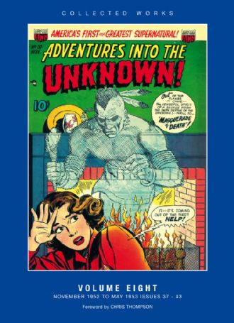 ACG Collected Works - Adventures Into The Unknown (Vol 8)